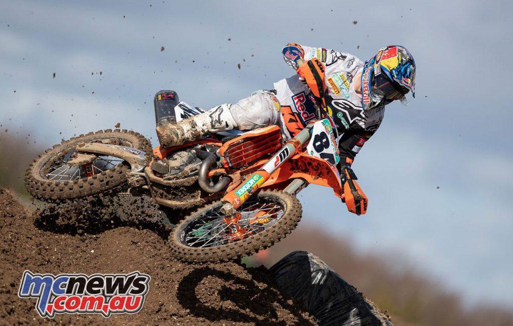 MXGP Rnd Jeffrey Herlings KTM SX F Matterley Basin