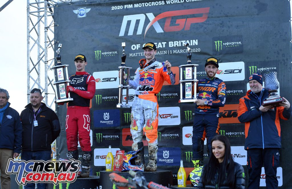 MXGP Rnd Tim Gajser Jeffrey Herlings Antonio Cairoli