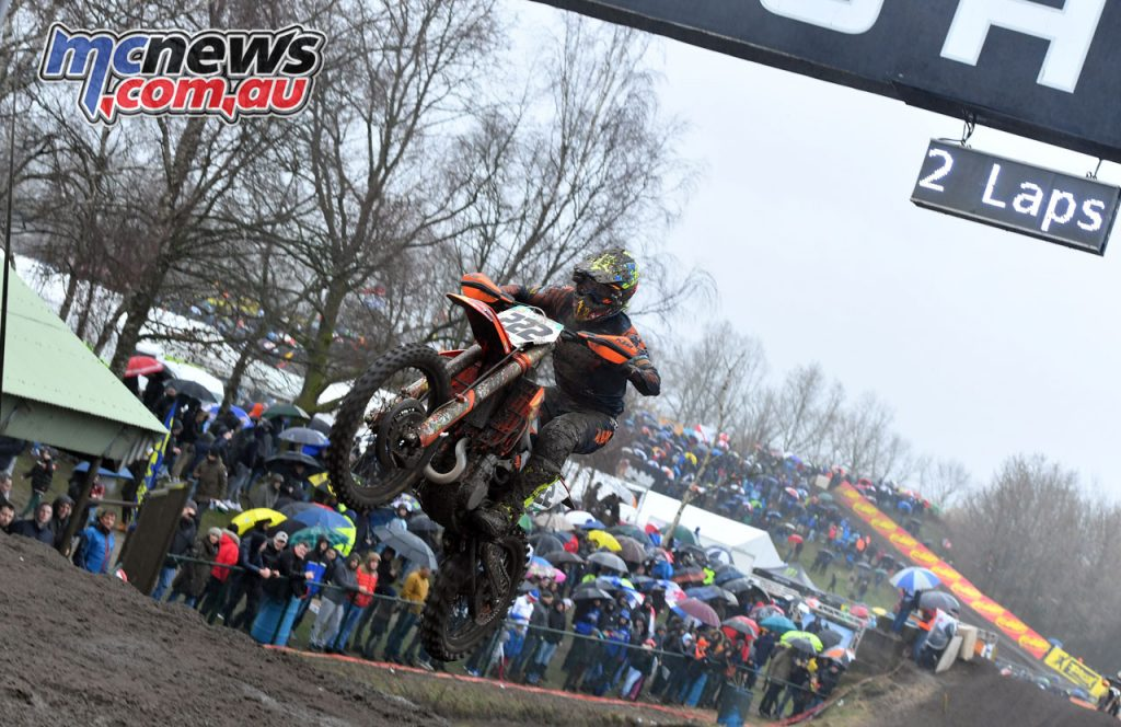 MXGP Rnd Netherlands Antonio Cairoli