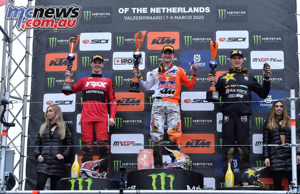 MXGP Rnd Netherlands Jeffrey Herlings