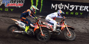 MXGP Rnd Netherlands Jeffrey Herlings Antonio Cairoli Cover