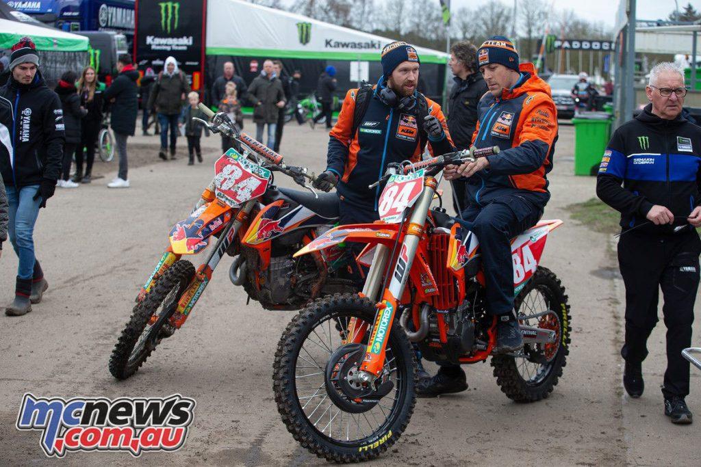 MXGP Rnd Netherlands Jeffrey Herlings KTM SX F Valkenswaard