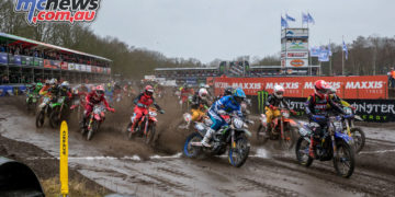 MXGP Rnd Netherlands MX Start