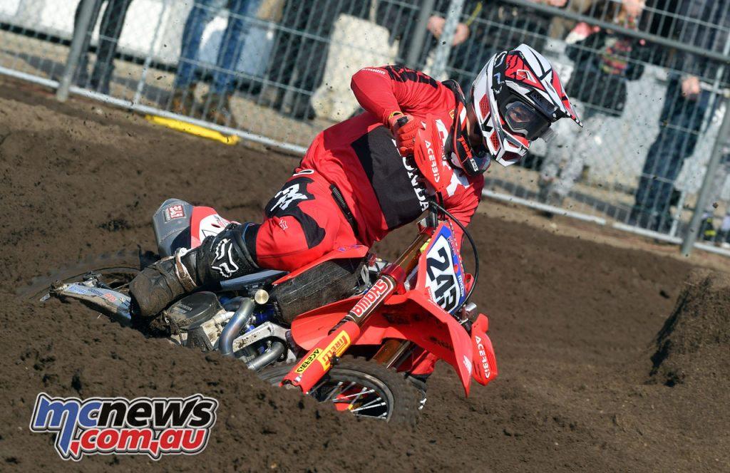 MXGP Rnd Netherlands Tim Gajser