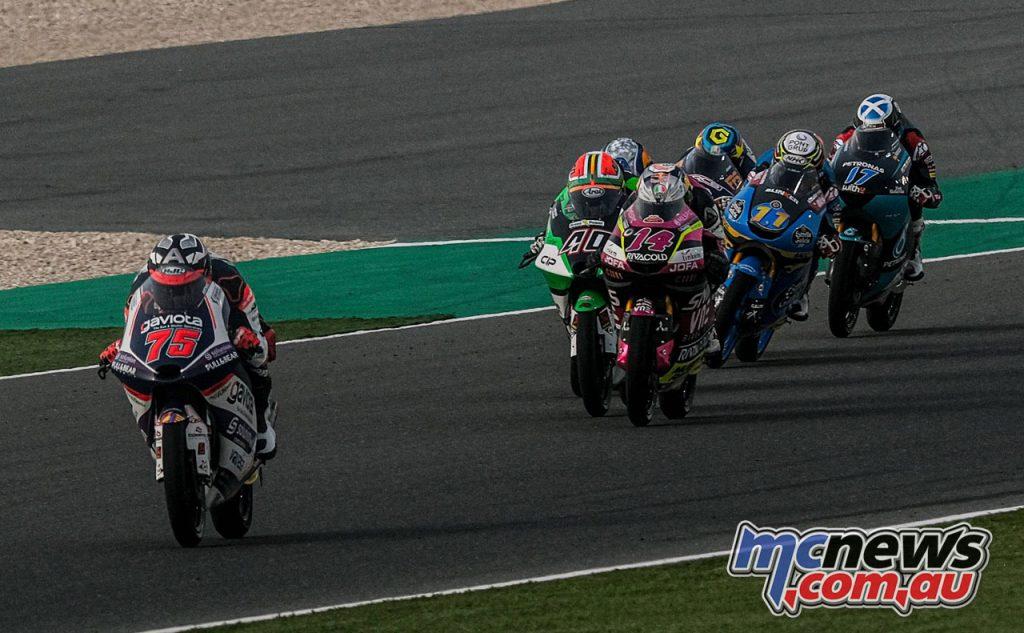 MotoGP Rnd Qatar Albert Arenas