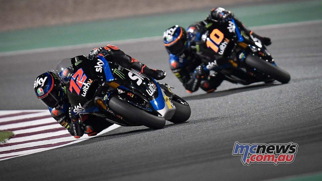 MotoGP Rnd Qatar Fri Moto Bezzecchi