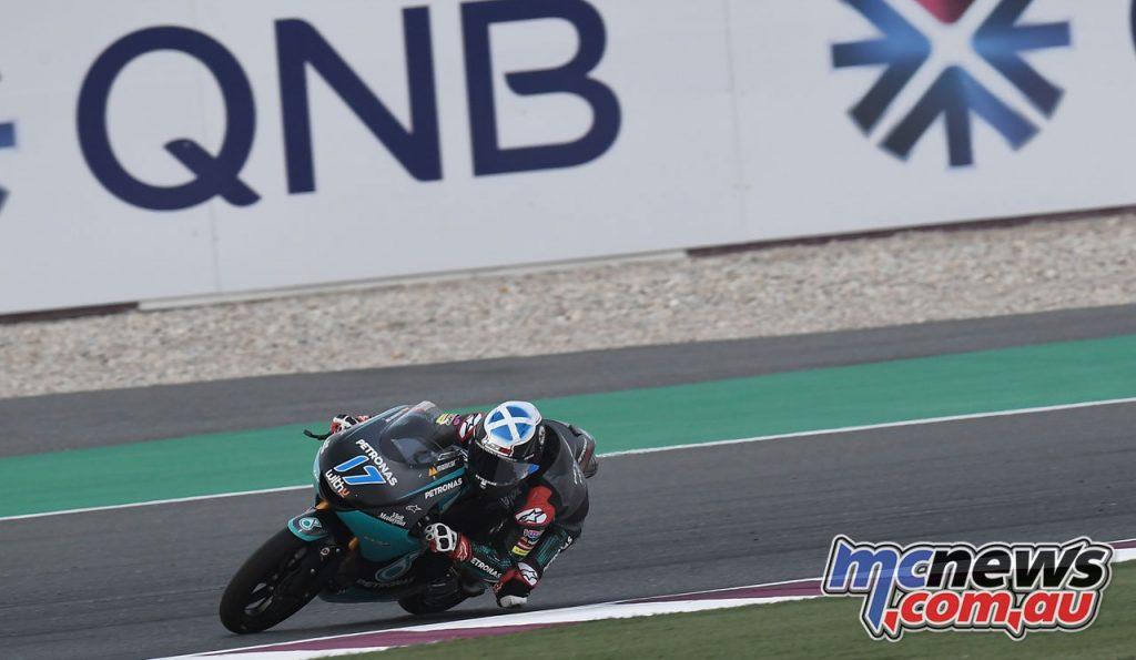 MotoGP Rnd Qatar McPhee Moto