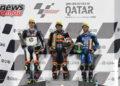 MotoGP Rnd Qatar Moto Podium