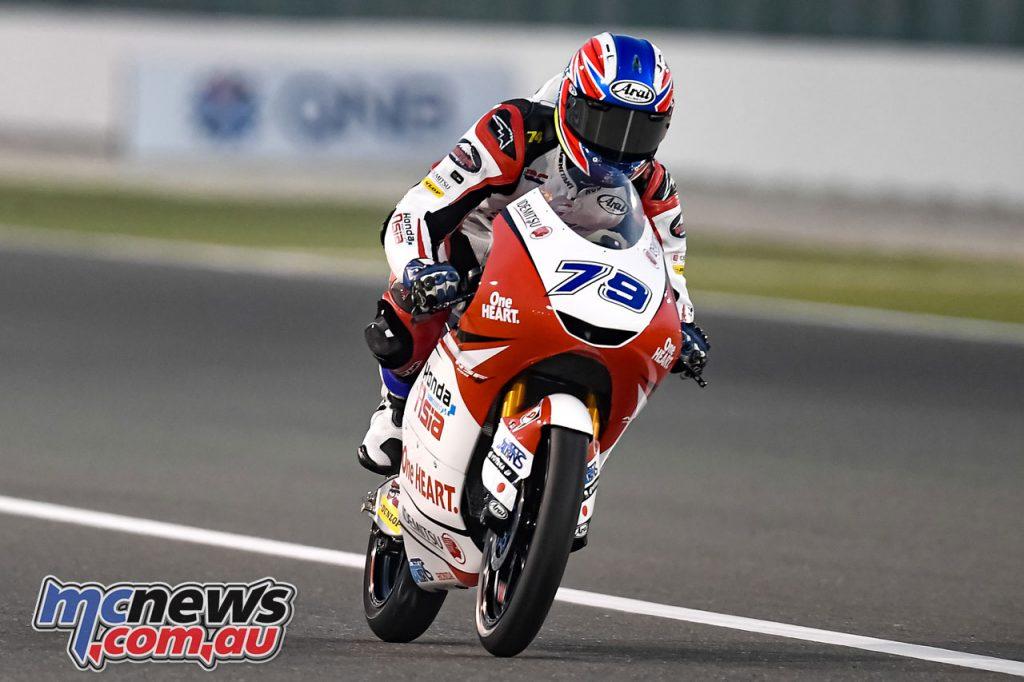 MotoGP Rnd Qatar Ogura Moto
