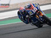 MotoGP Rnd Qatar QP Moto Joe Roberts