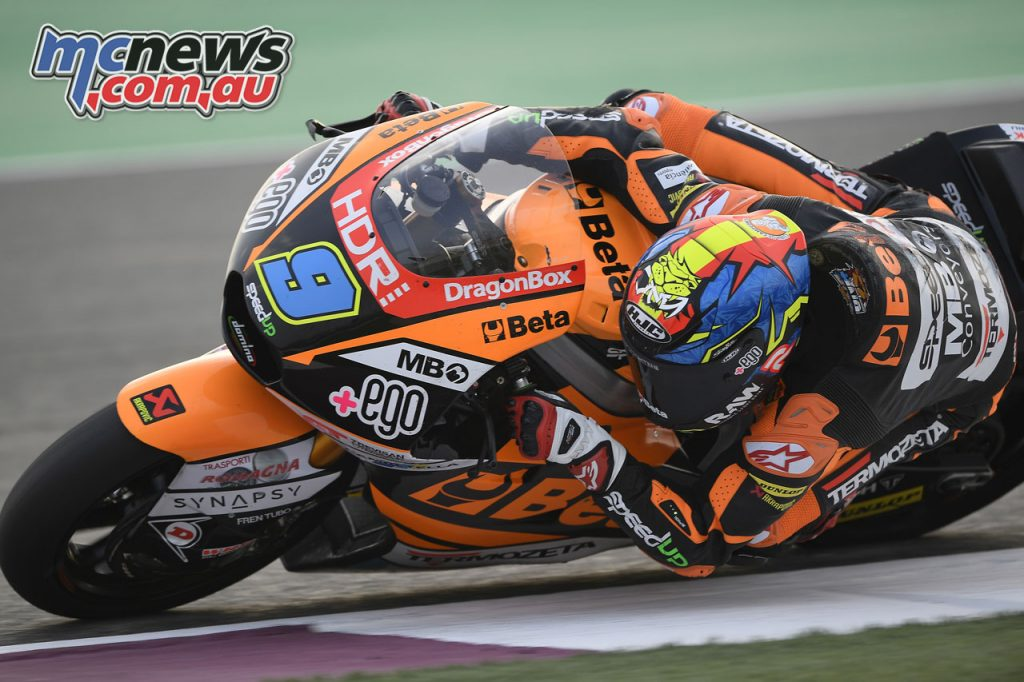 MotoGP Test Qatar Moto Navarro