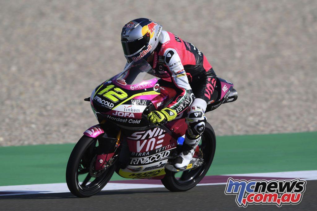 MotoGP Test Qatar Moto Salač Moto