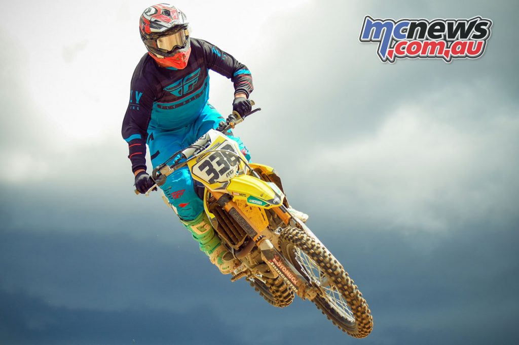 NZ MX Brad Groombridge