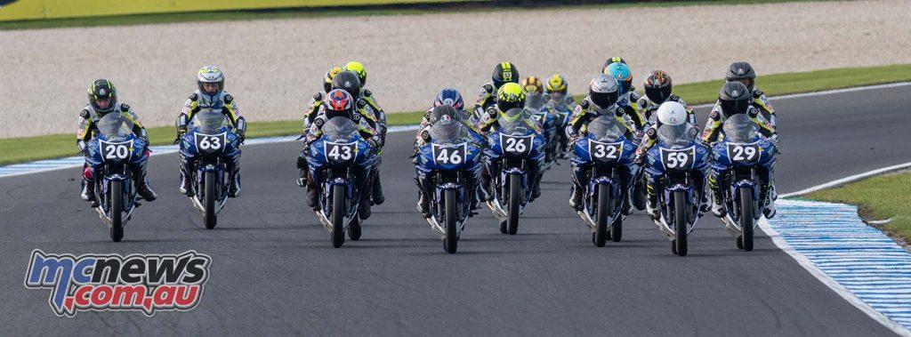 WSBK Rnd Phillip Island RbMotoLens OJC Race