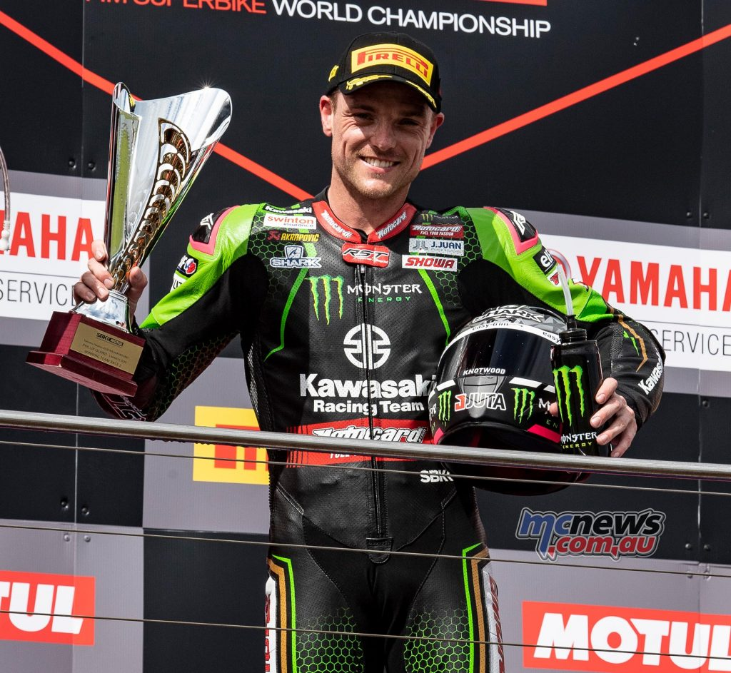 WorldSBK Rnd R R Phillip Island WorldSBK Sunday LowesGB