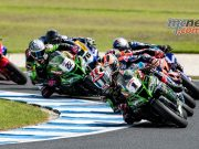 WorldSBK Rnd R R Phillip Island WorldSBK Sunday ReaGB
