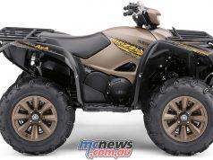 Yamaha Grizzly SE