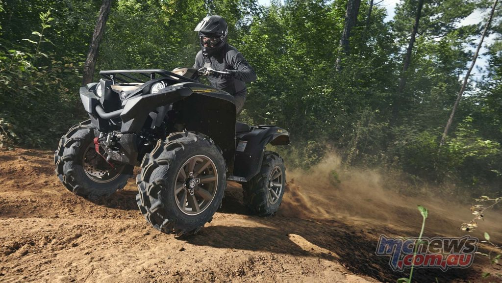 Yamaha Grizzly SE