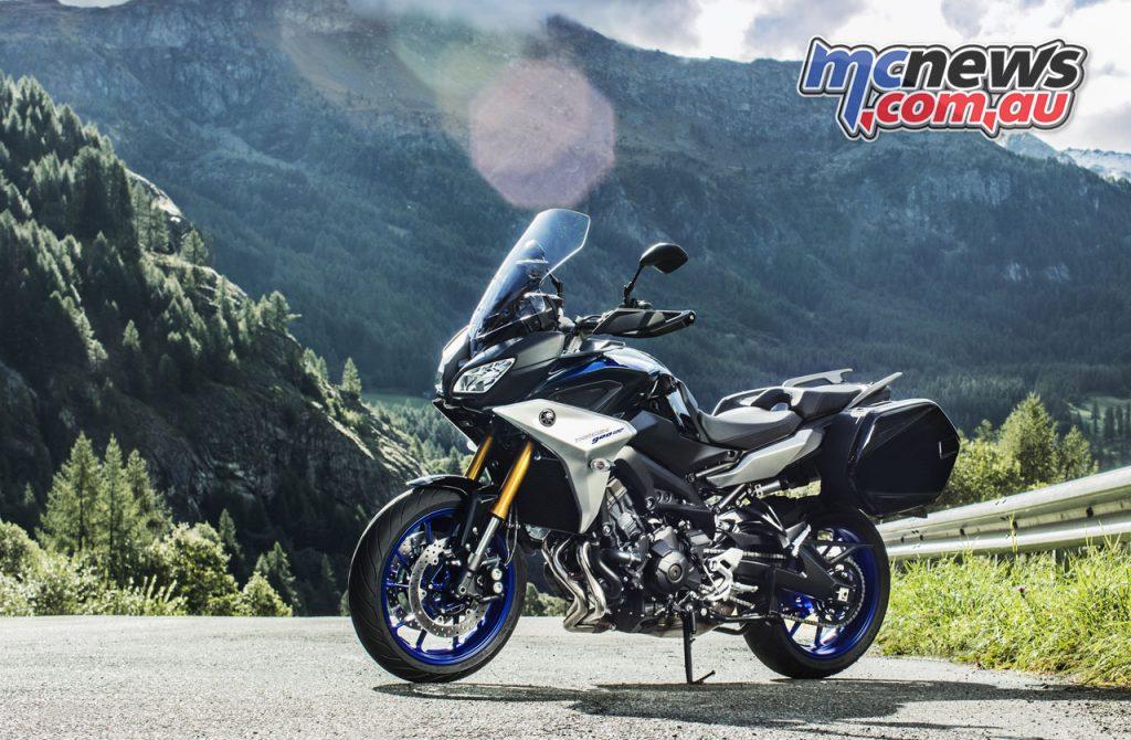 Yamaha Tracer GT AUS STA