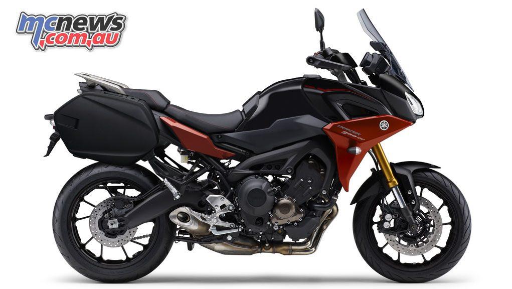 Yamaha Tracer GT Tech Black AU Cover