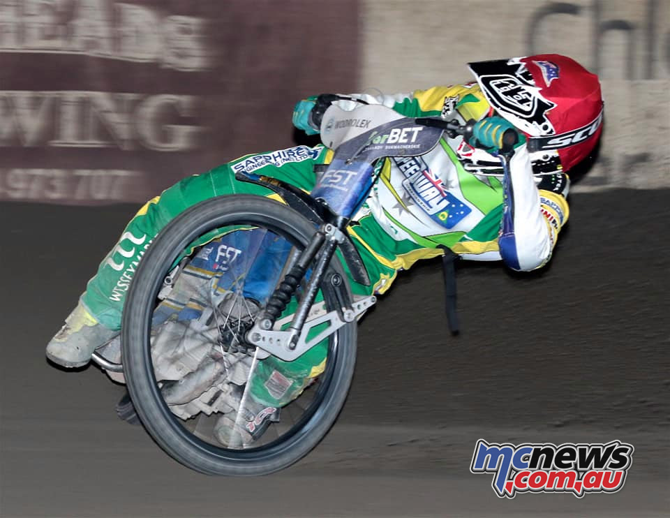 FIM Oceania Speedway Championship to be held in SA