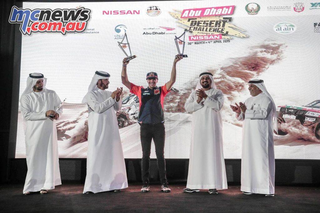 Abu Dhabi Desert Challenge postponed