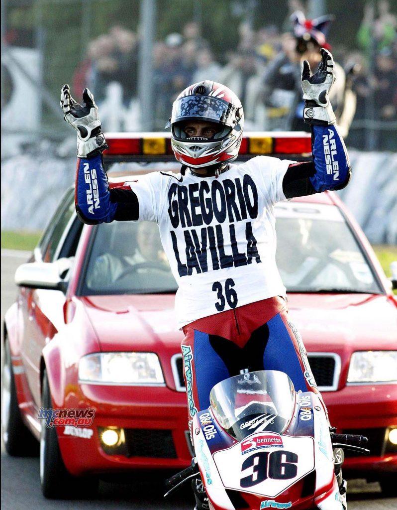 Gregorio Lavilla BSB Ducati