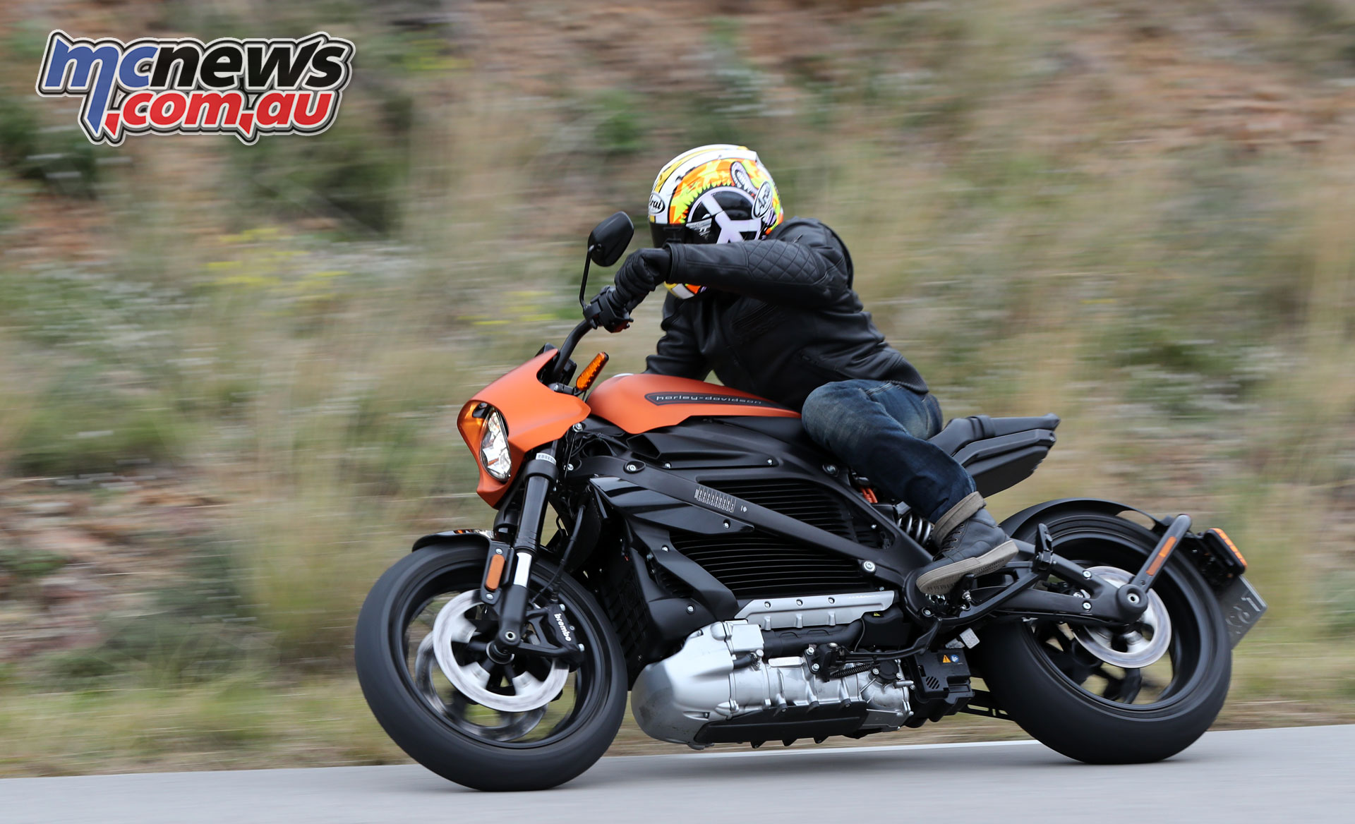 Harley Davidson LiveWire Electric Motorcycle Review AZI