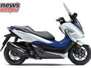 Honda FORZA HORIZON WHITE