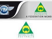 Motorcycling Australia Logo
