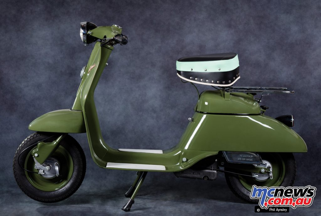 PA LaverdaMiniScooter