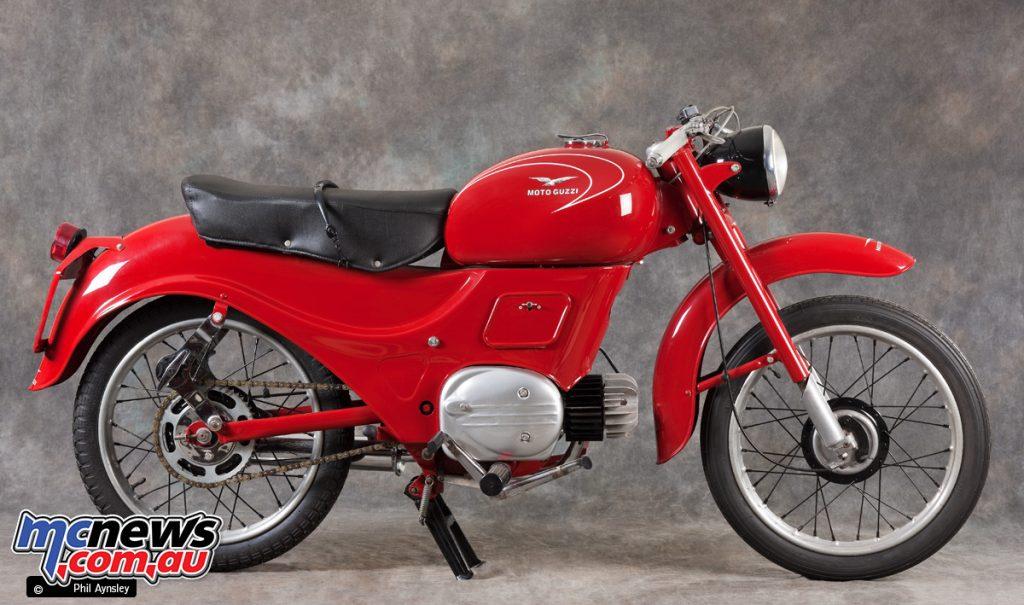 PA Moto Guzzi Zigolo