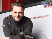 Sergio Garriga Interview Ducati Australia NZ Managing Director