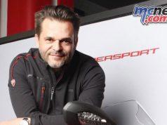 Sergio Garriga Interview Ducati Australia NZ Managing Director