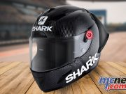 Shark Race R Pro GP Helmet FIM Cover