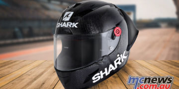Shark Race R Pro GP Helmet FIM Cover