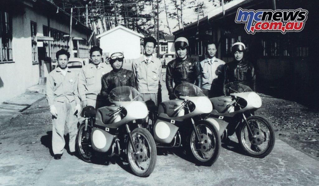 Suzuki Isle of Man TT