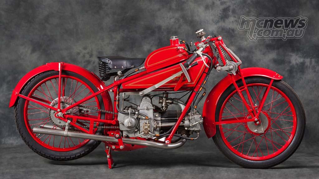 Moto Guzzi CV