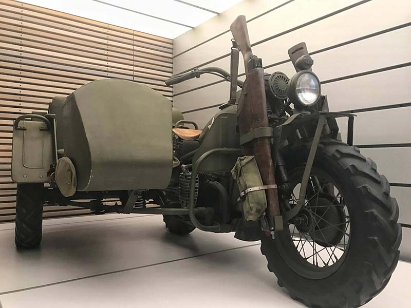 Harley XS Sidecar OpposedTwin