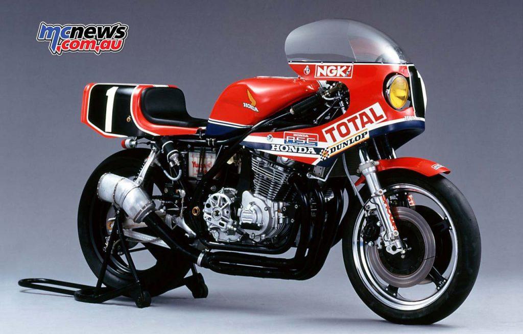 Honda RS Baldwin Aldana