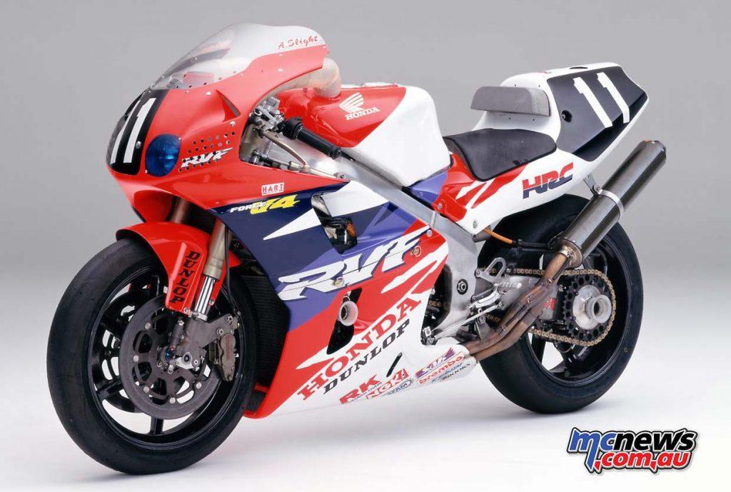 Honda RC Suzuka Slight Polen