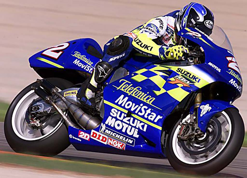 MotoGP Rnd Jerez Kenny Roberts