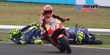 MotoGP Rnd ArgentinaGP Marquez GP AN