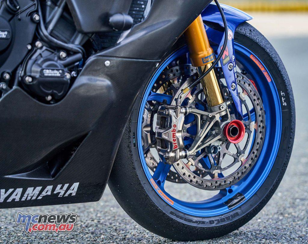 BSB Yamaha Chad JD YZF R