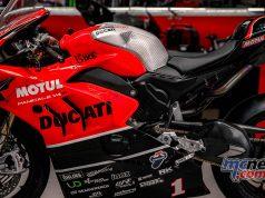 DesmoSport Ducati VR Side