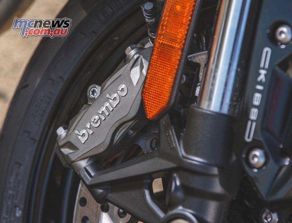 Kawasaki Z H ZH Review