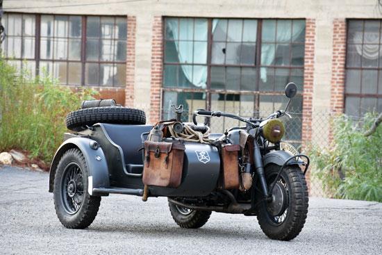 BMW R Sidecar ImagebyDainGingerelli