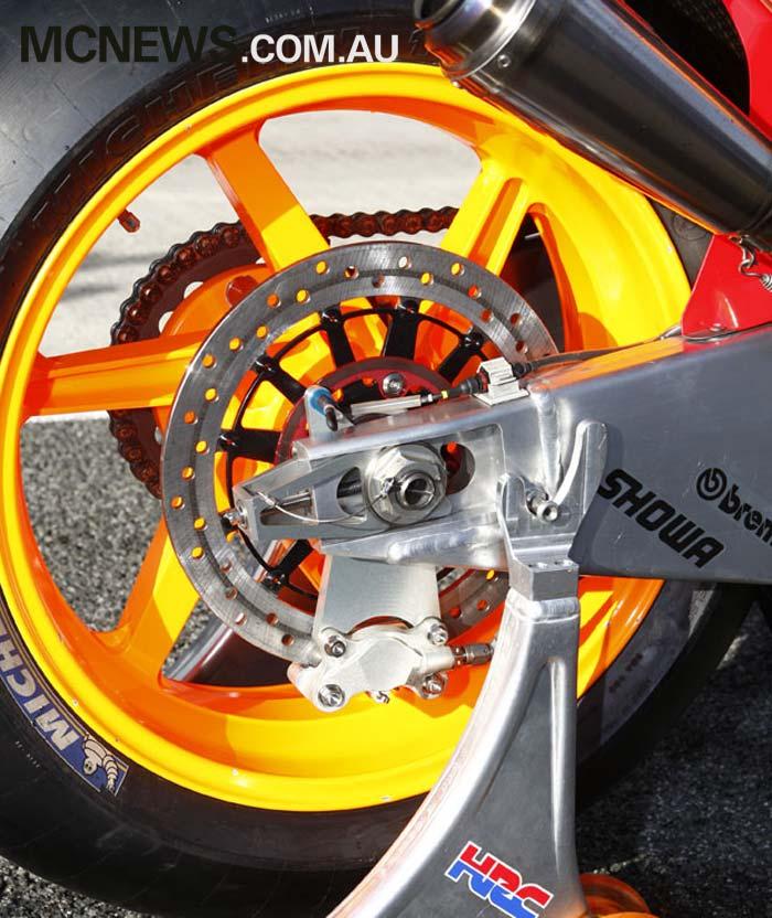 Honda RCV motogp honda tcm