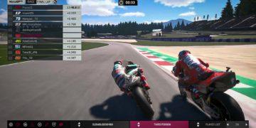MotoGP Virtual Race Two Race