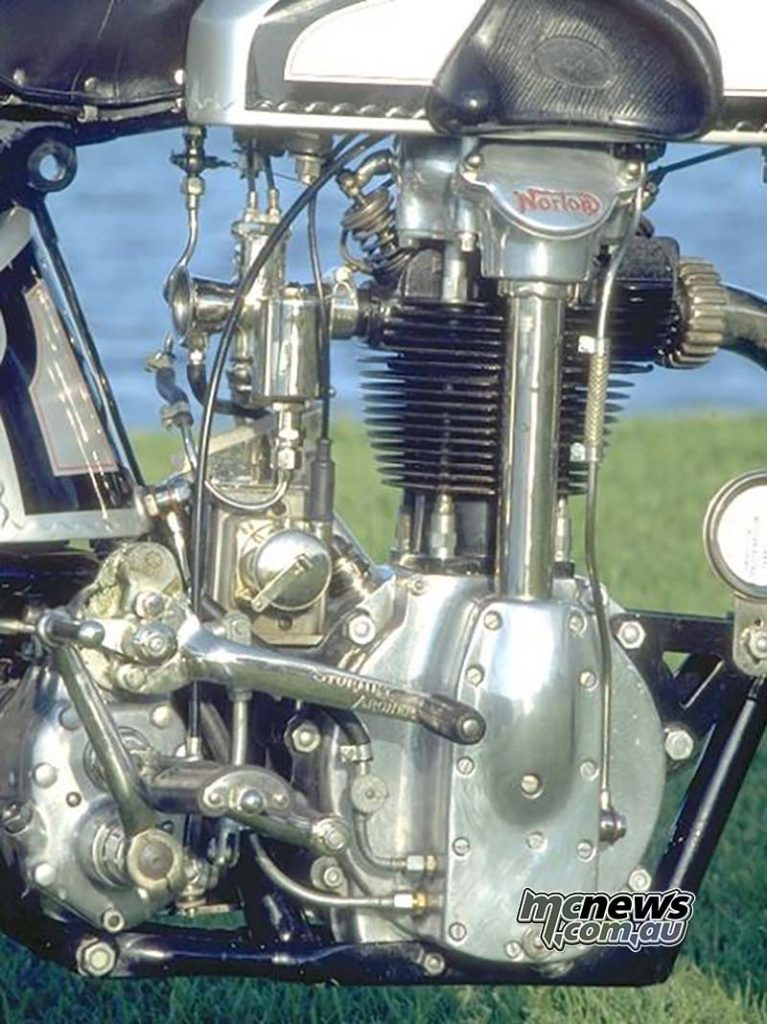 Norton CS Engine ImageRickMcDowell